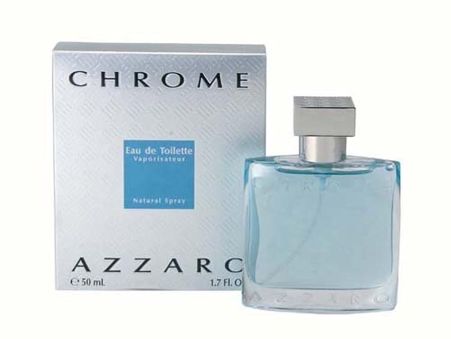 作り記念品習熟度アザロ クローム 50ML メンズ 香水 CREDT50 オードトワレ AZZARO (並行輸入品)