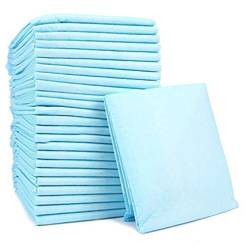 GK 25 Einwegunterlagen Inkontinenz Bed Pads Benetzungsschutz Nasses Blatt Pee Bed Wetting Sheet Chair Unfallabsorbierende Unterlage