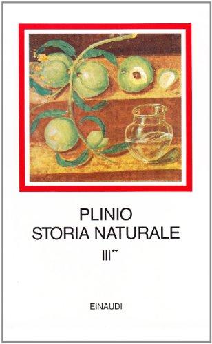 Storia naturale. Con testo latino a fronte. Botanica. Libri 20-27 (Vol. 3/2)