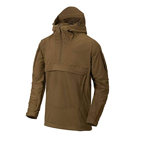 Helikon-Tex Mistral Anorak Jacket - Soft Shell MUD BRAUN XL/Regular