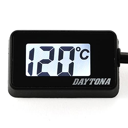 DAYTONA Öltemperaturanzeige für Motorrad, inkl. R1/8-Sensor