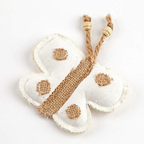 anijoy Katzenspielzeug Butterfly   robuste Spielzeugmaus zum Jagen und Kauen aus Baumwolle und Polyester für den Wilden Stubentiger