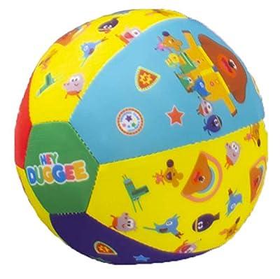 Hey Duggee 1983 Soft Ball, Multi by Golden Bear Products Ltd