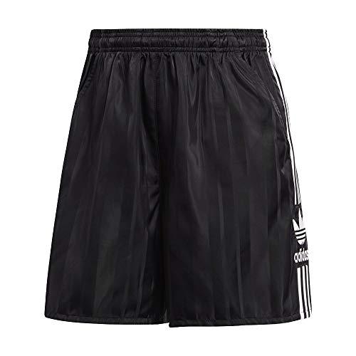 adidas Mujer Shorts Pantalones Cortos Mujer Negro, 36