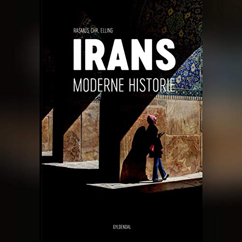 Irans moderne historie audiobook cover art