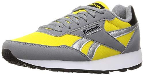 Reebok Rewind Run, Zapatillas de Running Unisex Adulto, ALEYEL/Plamet/NEGBÁS, 44 EU
