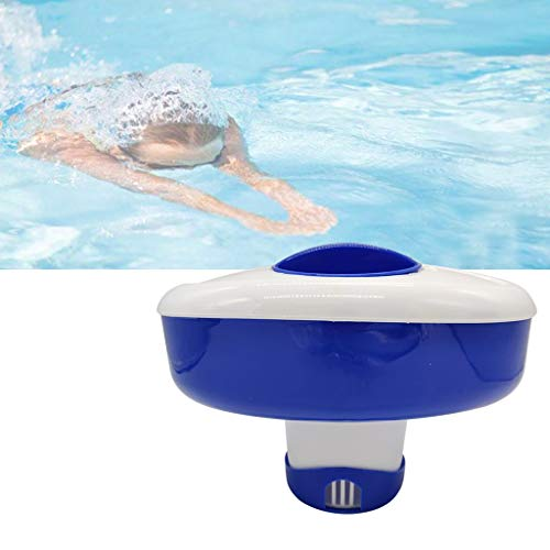 Dissme Chlorine Tablet Floating Dispenser Floater Pool Supply Floating Chlorine And Bromine Tabs Dispenser Floating