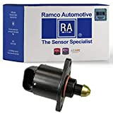 Ramco Automotive, Fuel Injection Idle Air Control Valve, Compatible with Wells AC320, Standard Motor Products AC151 (RA-IAC1037)