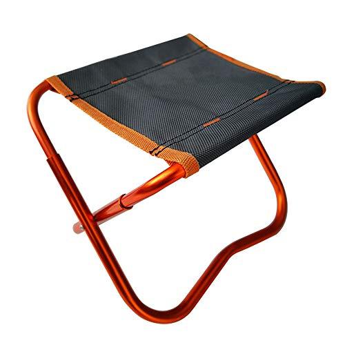 Sgabello Pieghevole Portatile, Sedile Per Sgabelli In Alluminio Leggero Pieghevole Per Campeggio, Campeggio, Pesca, Picnic, Viaggio Ed Escursionismo