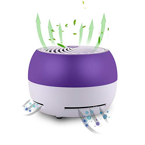air purifier with reusable filter - 4