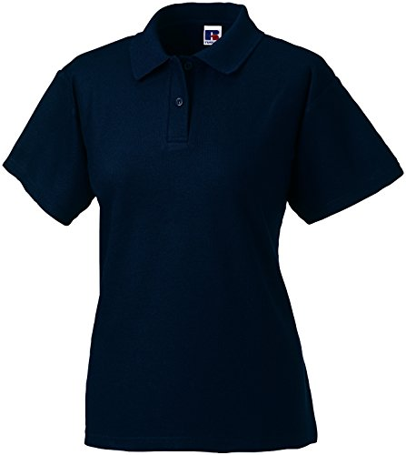Russell Europe: Ladies` Polo Mischgewebe R-539F-0, Größe:M;Farbe:French Navy