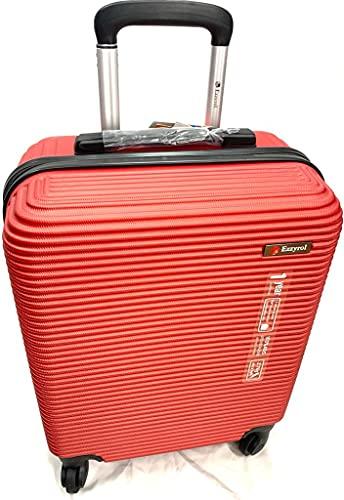 Tamaño de cabina 4 ruedas Spinner Trolley maleta maleta noche bolsa 55*40*20 cm