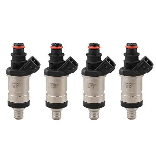 MOSTPLUS Fuel Injectors 06164P2J000 Compatible for Honda Accord Civic Acura Integra RL TL(Set of 4)