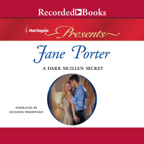 A Dark Sicilian Secret audiobook cover art