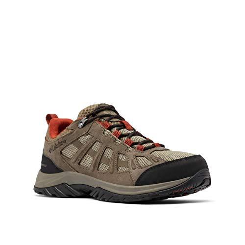 Columbia Redmond III Waterproof, Zapatillas para Caminar...