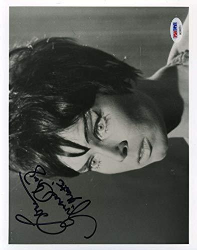 YVONNE CRAIG PSA DNA Hand Signed 8x10 Star Trek Photo Authentic Autograph