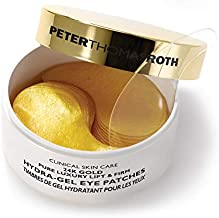Peter Thomas Roth 24K Gold Pure Luxury Lift & Firm Hydra-Gel Eye Patches, Anti-Aging Under-Eye Patches, Help Lift and Firm the Look of the Eye Area