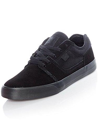 DC Shoes Tonik M, Baskets Basses homme, Noir (Black/Black), 45 EU (10.5 UK)