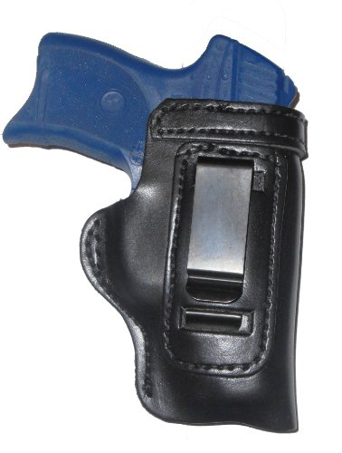 Pro Carry FN 5.7 Leather Gun Holster HD Right Hand IWB Black