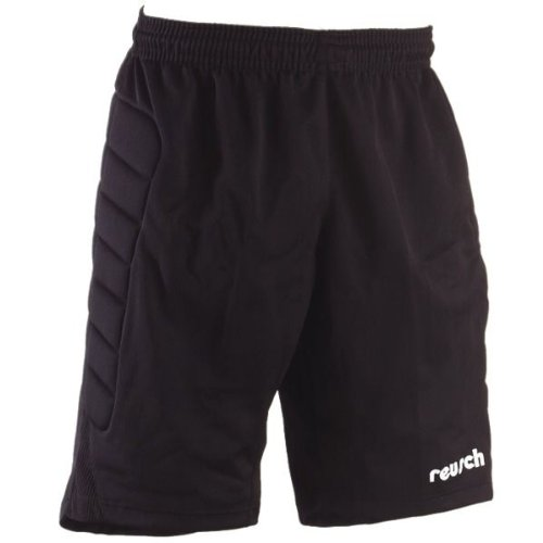 REUSCH 1722001 COTTON BOWL SHORT, Black