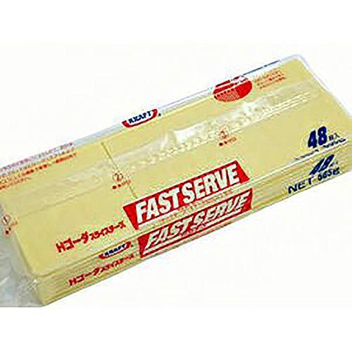 【業務用】 KRAFT クラフト ゴーダスライスチーズ 585g 48枚
