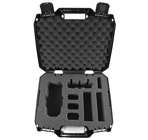 Price comparison product image Casematix Travel Case Compatible with DJI Mavic 2 Pro Drone Quadcopter and Accessories