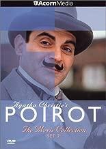 Poirot - The Movie Collection - Set 2: (Murder on the Links / Hickory Dickory Dock / Dumb Witness / Hercule Poirot's Christmas)