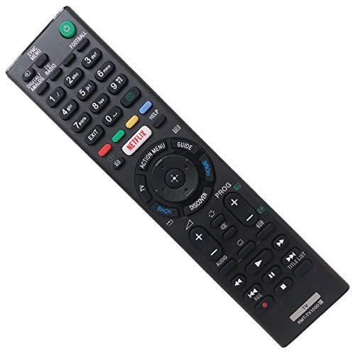 EAESE Telecomando TV Sony RMT-TX100D per Universale Sony Bravia Smart TV - Compatibile RMT-TX101J RMT-TX102U RMT-TX102D