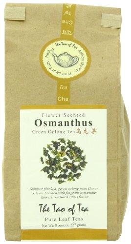 The Tao of Tea, Osmanthus Oolong, 8 Ounce Bag