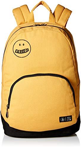 Volcom Mujer E6531800 Mochilas - Amarillo - talla única