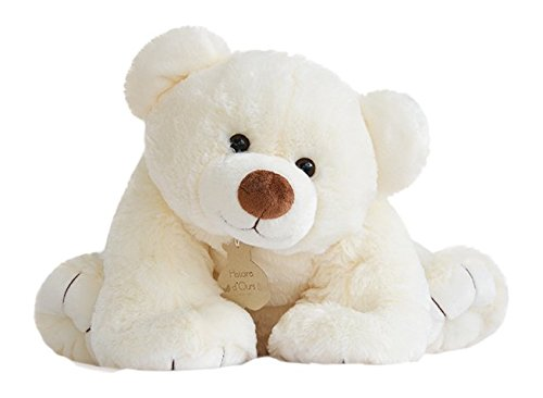 Histoire d'Ours GM Gros Ours Ecru 65 cm