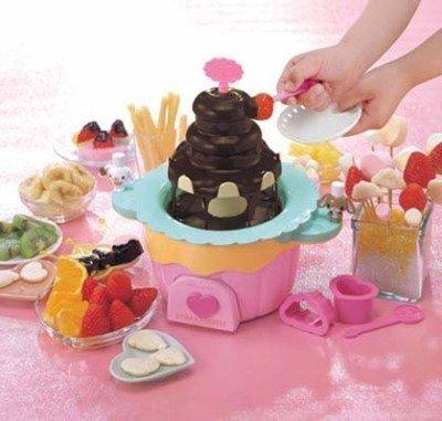 Sugar Bunnies Chocolate Fountain (japan import)