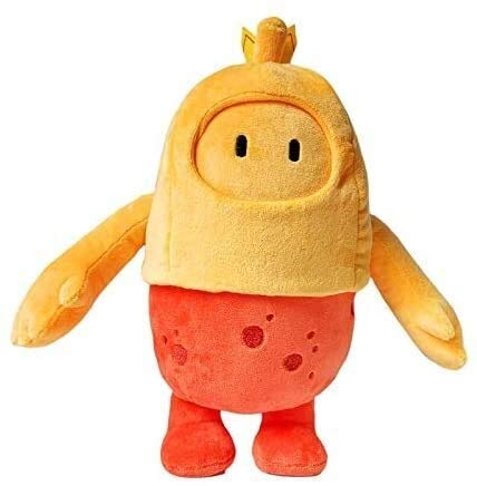 XIAN Gästehung Plüschspielzeug Ultimate Fast Food Kostüm Geschwindigkeit Fliegen Game Anime Puppe Kinder Geschenk (Farbe: 30 cmroster) hailing (Color : 40cmbanana)