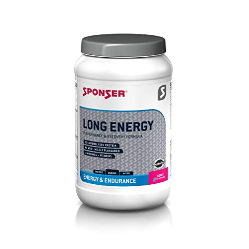 sponser Long Energy 10% Protein 1200g berry