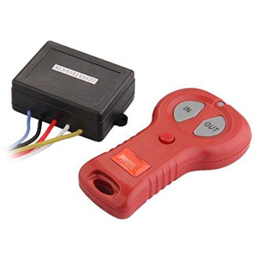 Cabrestante Control Remoto Inalámbrico para ATV marca nuevo controlador inalámbrico de coche 12V-24V Kit