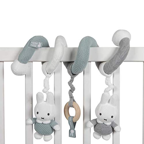 Sevira Kids Miffy Tricot - Espiral de actividades