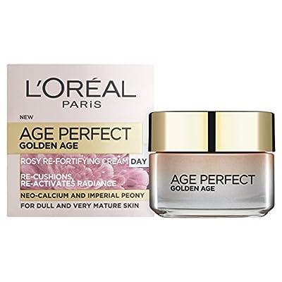 L'Oreal Paris Age Perfect, Skin Care, Golden Age Face Cream Moisturiser