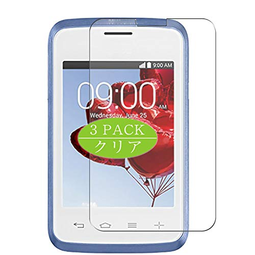Vaxson 3-Pack Screen Protector, compatible with LG L20 2014, TPU Guard Film Protector [ NOT Tempered Glass Protectors ]