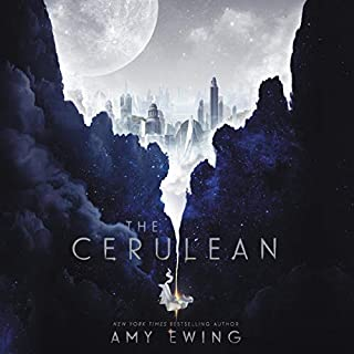 The Cerulean audiobook cover art