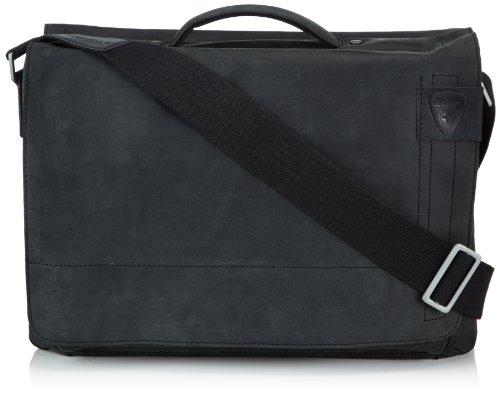 Strellson Richmond BriefBag L 4010001261 Herren Henkeltaschen 40x29x12 cm (B x H x T), Schwarz (black 900)