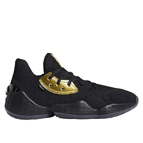 adidas Chaussure de Basketball James Harden Vol.4 Imma Be A Star Noir pour Homme
