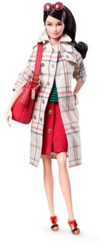 Barbie Designer Puppe Coach