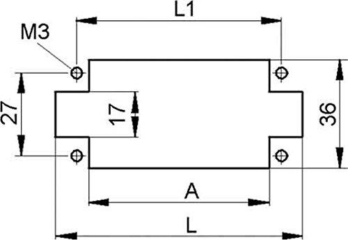 Lapp Zubehör - Toma de inserción h-be 6 bs epic inserto de contactos para conectores industriales