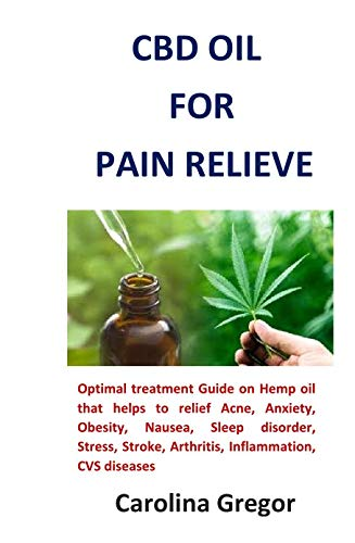 Cbd oil for pain relieve (English...