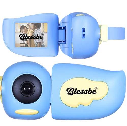 Blessbe Kids Digital Video Camera Color (Blue) BB31