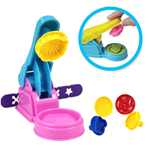 Bozaap Creative 3D Plasticine Tools Color Play Dough Model Tool Toys Clay Moulds Learning Education Toys for Kids
