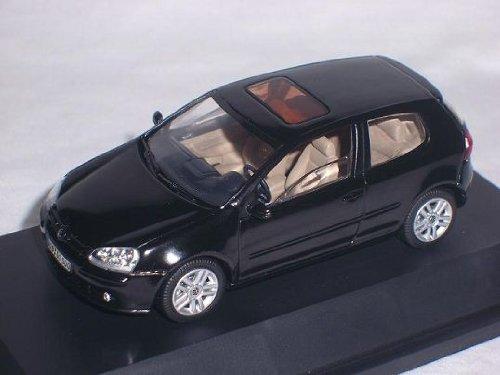 Schuco Volkwagen Golf V 5 Schwarz 3 TÜrer 1/43 Modellauto Modell Auto