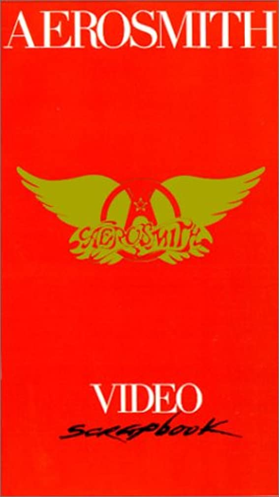 Aerosmith: Video Scrapbook VHS