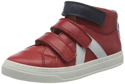 Bisgaard Boys Phillis Sneaker, red,30 EU