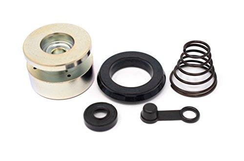 DP 0108-002/101 Clutch Slave Cylinder Piston + Rebuild Repair Parts Kit Compatible with Honda Nighthawk, Shadow, PC800, Interceptor, Magna, More